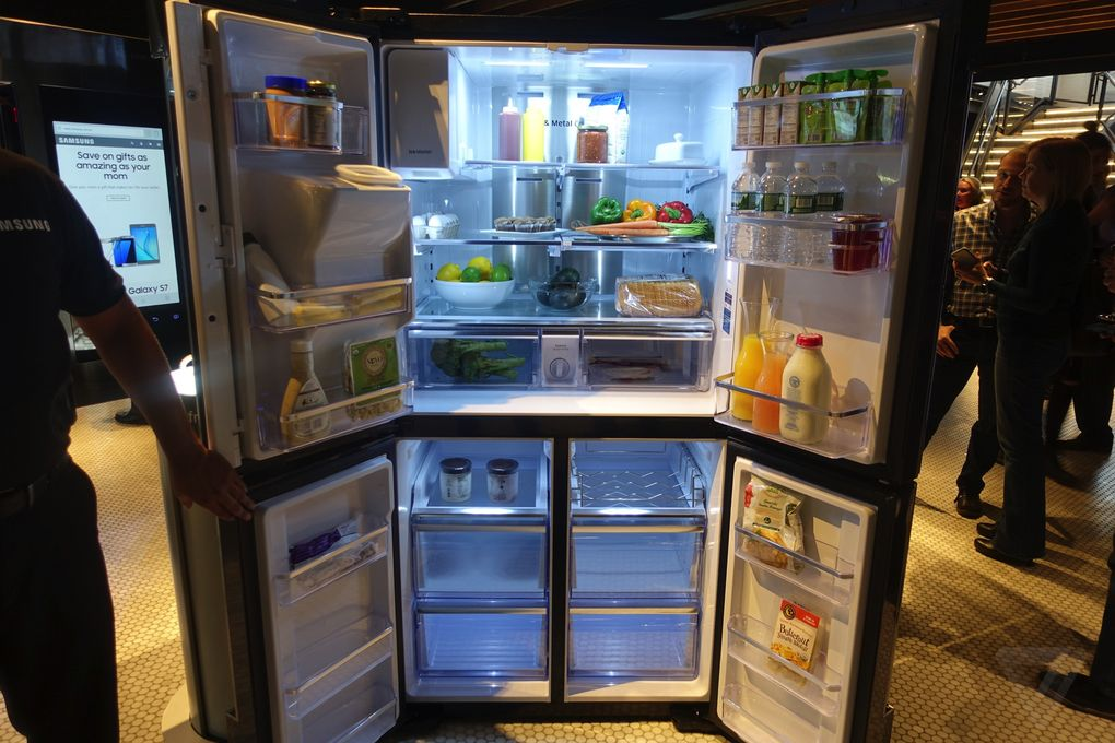 Samsung Family Hub Refrigerator review