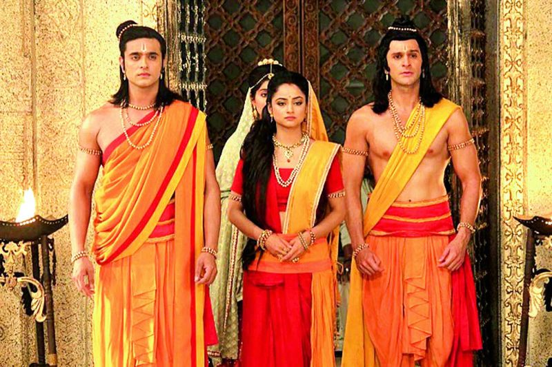 Siye Ke Ram Episode Writtwn Updates