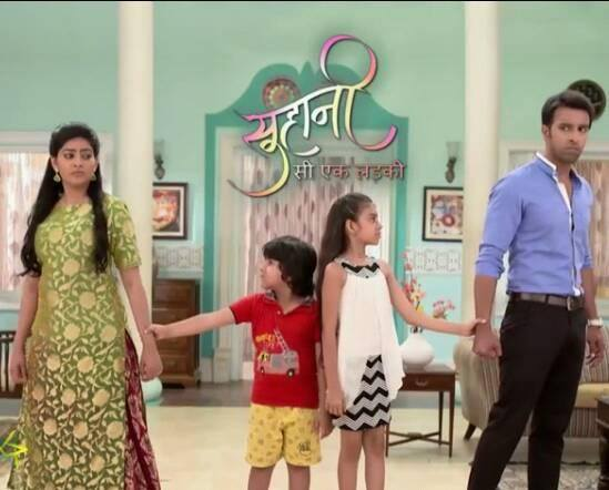 Suhani Si Ek Ladki 5th August 2016 Written Update