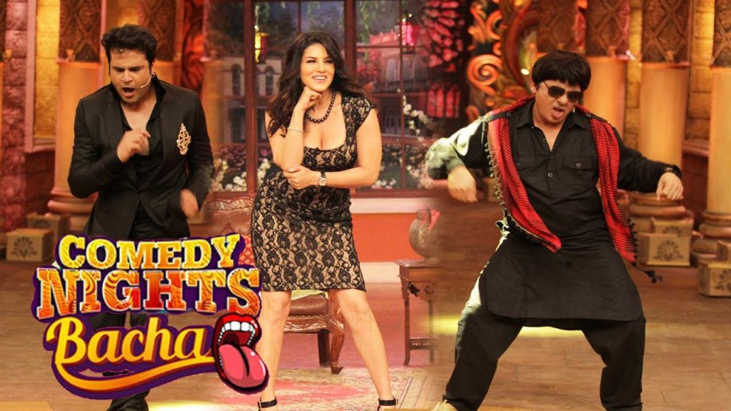 Sunny-Leone-Comedy-Nights-Bachao-Hd-Episode-17th-Jan-2016