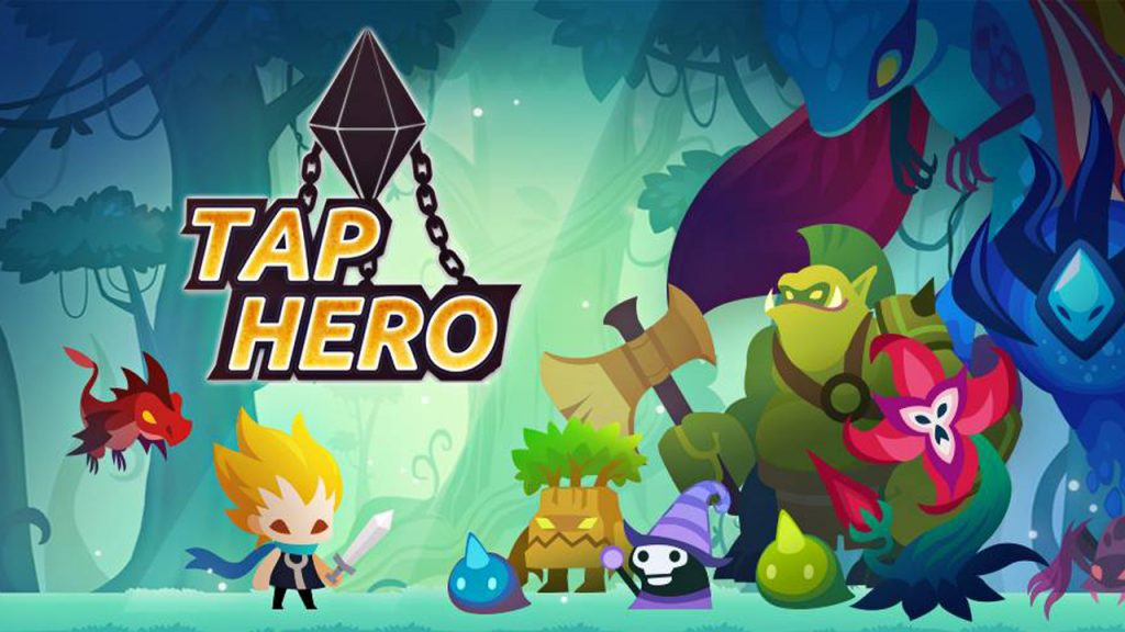 Tap Hero War of Clicker