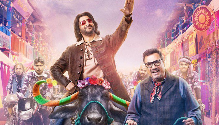 The Legend of Michael Mishra Movie Review & Rating