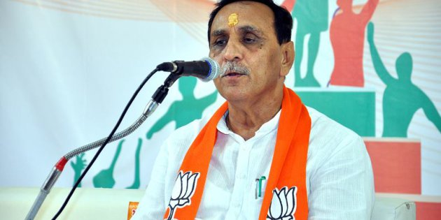Vijay Rupani to be new chief minister of Gujarat