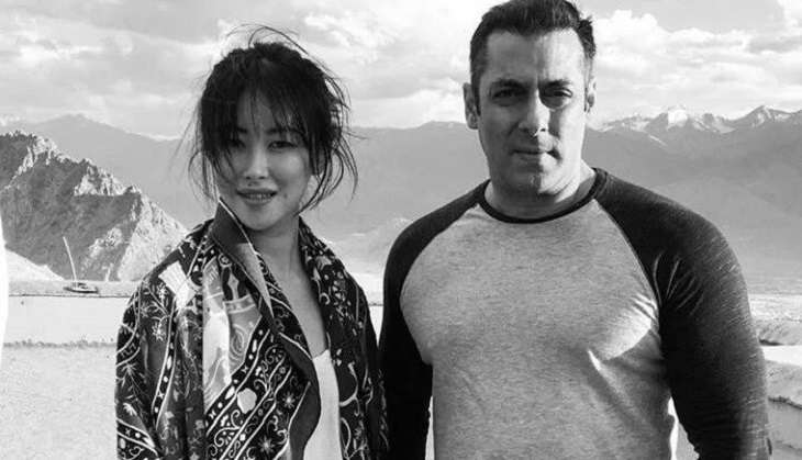 chinese-actress-zhu-zhu-in-salman-khan-tubelight