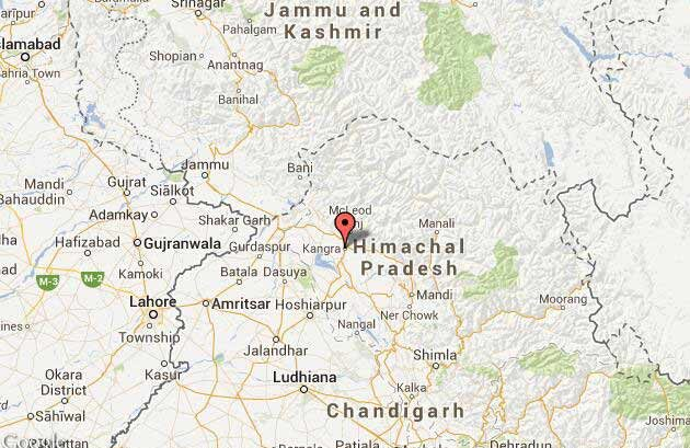 earthquakes himachal