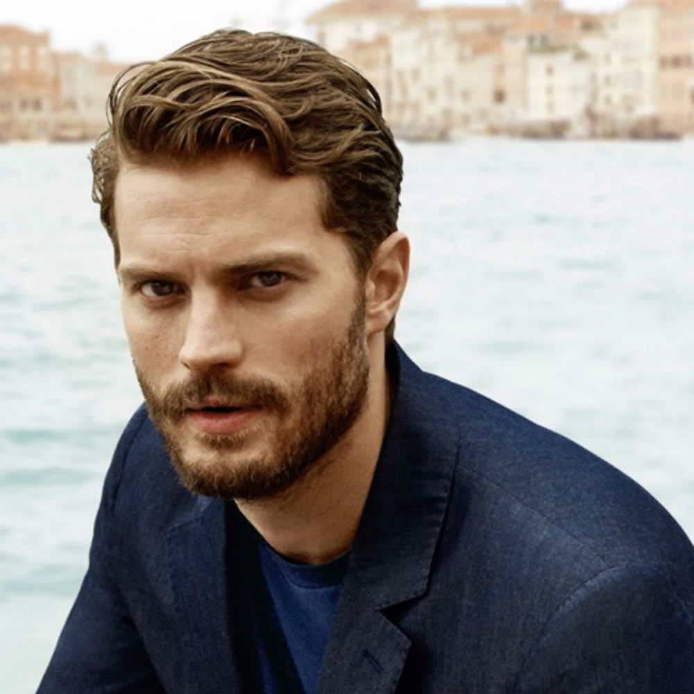 Jamie Dornan was 'contractually obliged' to work after terrorist attack
