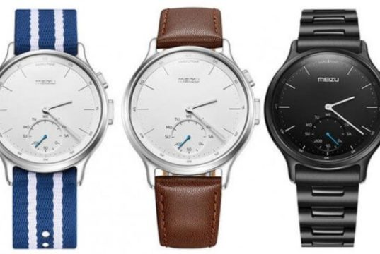 Meizu Launched Meizu Mix Smartwatch Specification Features ...