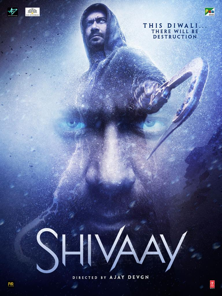 Watch Shivaay Official Trailer Hd Video Ft Ajay Devgn Sayyeshaa