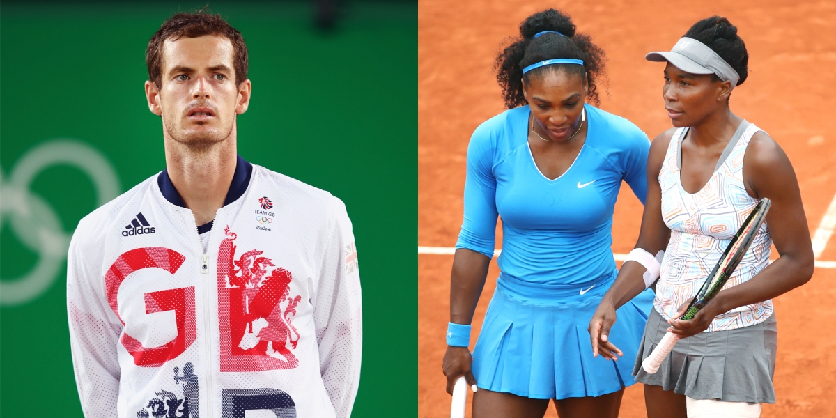 081716-sports-andy-murray-Venus-williams-Serena-Williams