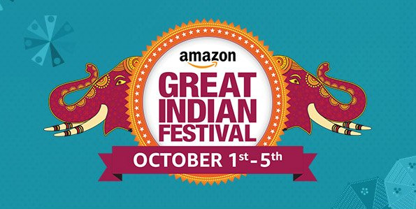 7a2bd5e57 Amazon  GIF Great Indian Festival Dussehra Offers Sales 1st Day Top ...