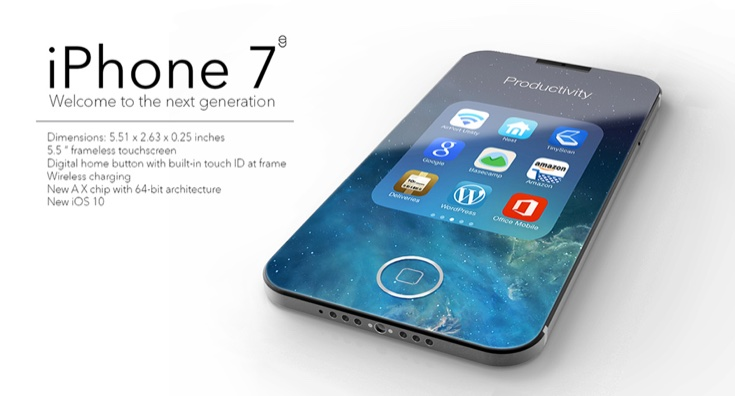 Apple's iPhone 7 prediction what to expect