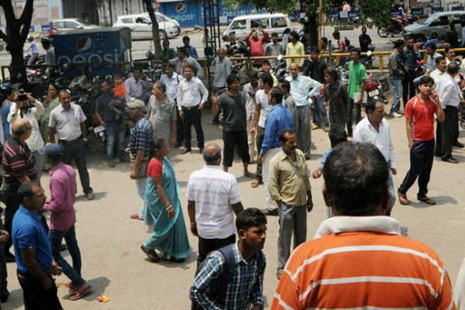 4.1 intensity quake jolts Haryana, tremors felt in Delhi-NCR