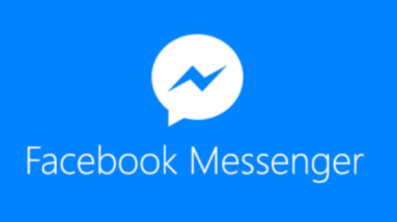 Facebook adds 'instant video' option to texts in Messenger