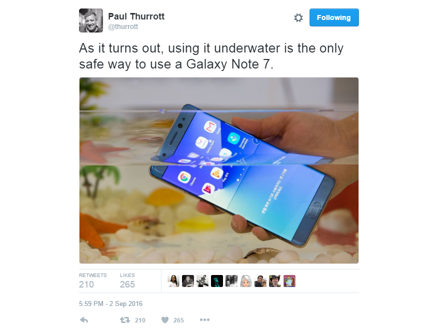funny-twitter-reactions-to-samsungs-galaxy-note-7-battery-issue