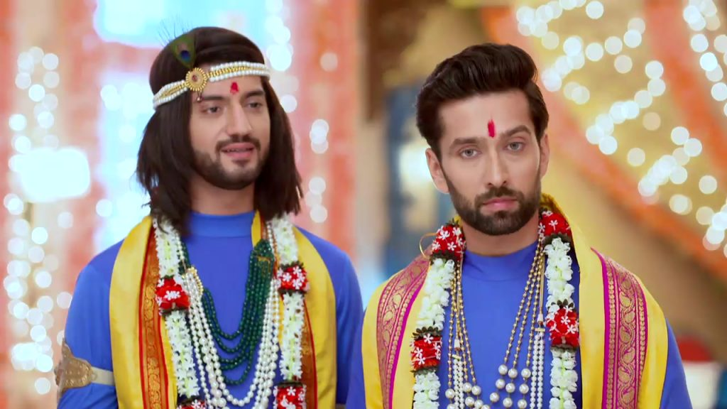 Ishqbaaz Episode Written Updates.