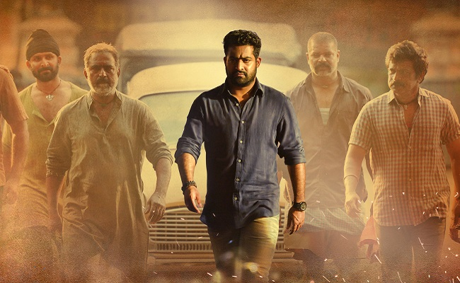 Janatha Garage Box Office
