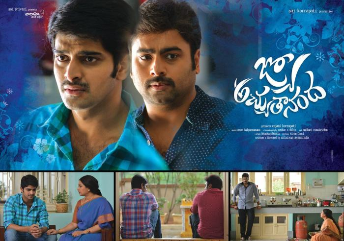 Jyo Achyutananda Movie Review