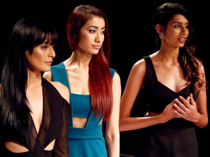 Deal With Fear! MTV India's Next Top Model Season 2 Episode