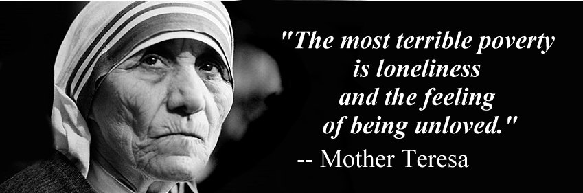 Mother Teresa Quotes on life with images, Top inspirational quotation & s...