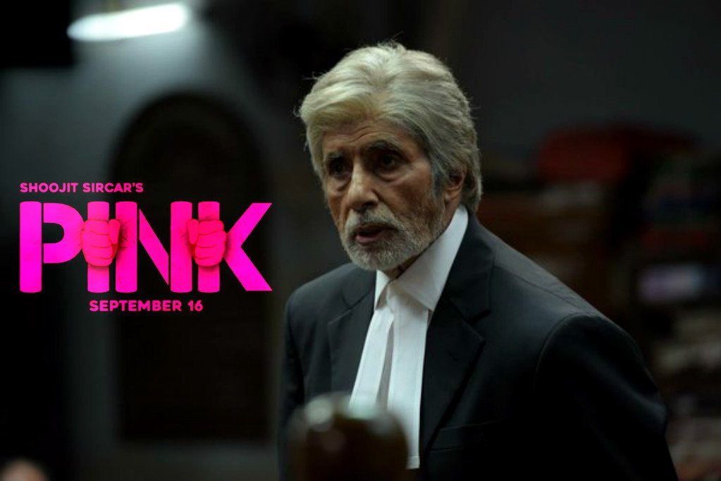 Pink Movie Review & Rating