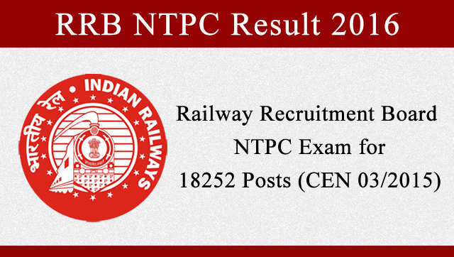 railway-recruitment-board-2016-ntpc