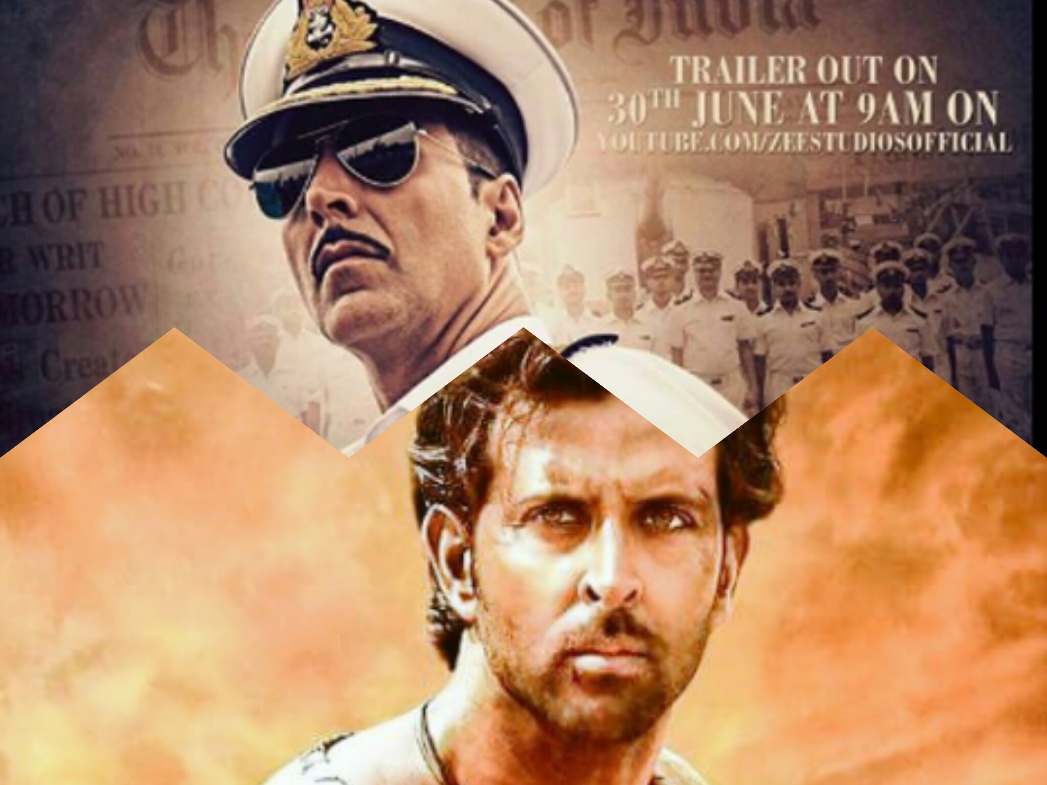 Rustom Win Over Mohenjo Daro
