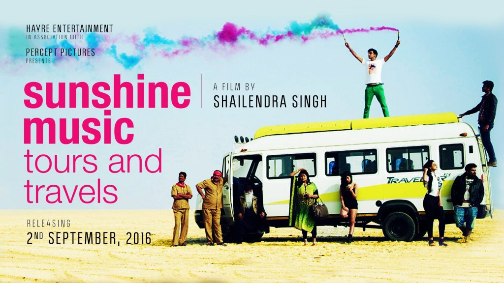 Sunshine Music Tours & Travels Box Office Collection
