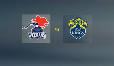 vb-thiruvallur-veerans-vs-lyca-kovai-kings-tnpl-22nd-match-preview-prediction-score-wicket-result-highlights-sep-10-2016