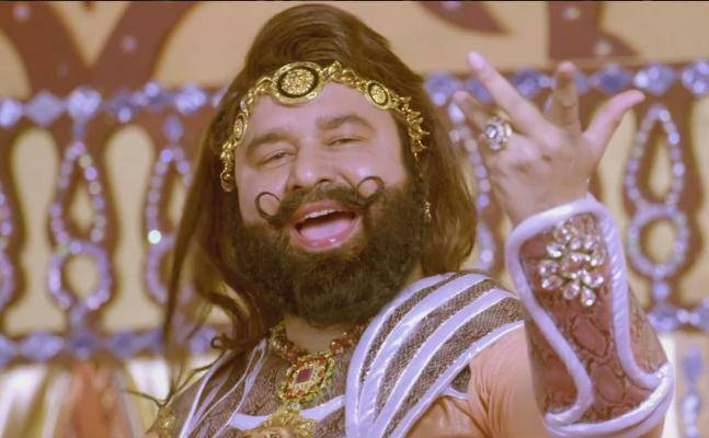 Watch Gurmeet Ram Rahim Singh's MSG The Warrior Trailer Hd Video New Sequel