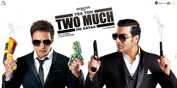 Yea Toh Two Much Ho Gaya Review