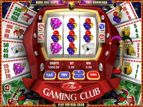 slot games online for free online gming