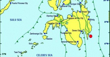 quake-davao-philippines-ealry-morning