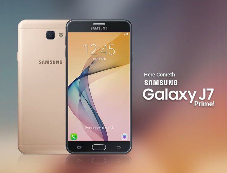 Samsung Galaxy J7 Prime to launch in India soon at Rs 18790