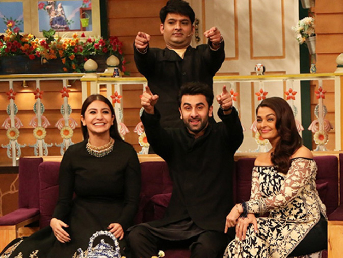 ae-dil-hai-mushkil-team-come-the-kapil-sharma-show