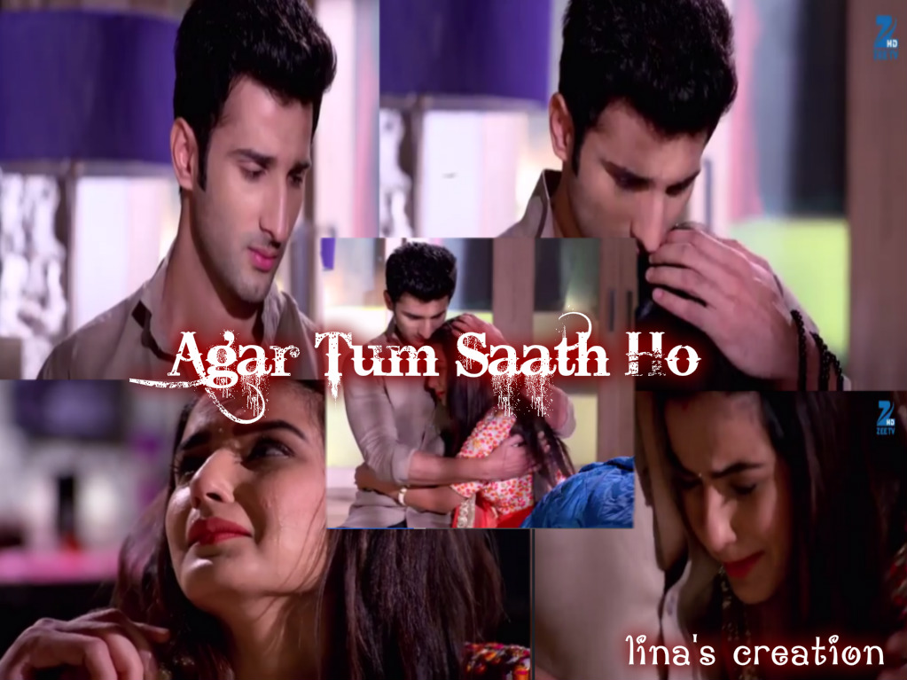 agar-tum-saath-ho-1st-episode-written-updates