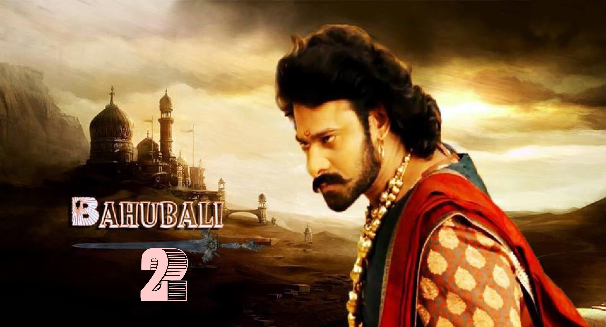Bahubali 2 release dates - Ss Rajamouli Reveals The Conclusion Bahubali 2 Release Date Of Trailer First Look Logo