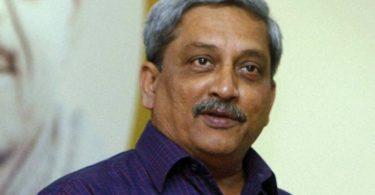 defence-minister-manohar-parrikar
