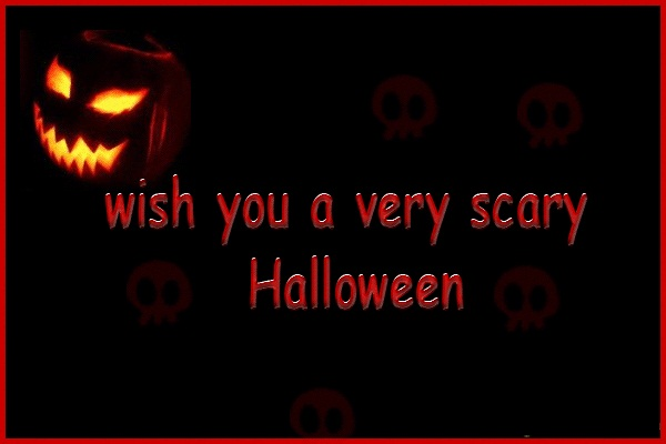 Gentil Happy Halloween Day Wishes
