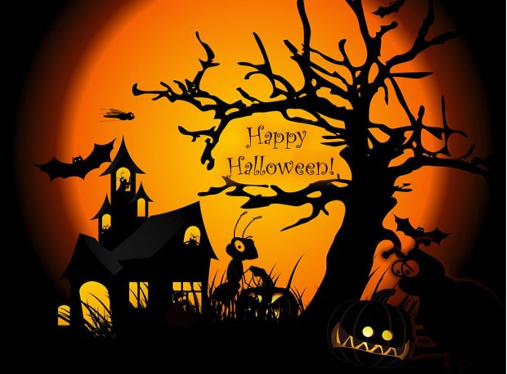 Celebrate Halloween Day 2017 Quotes Wishes Images Whatsapp Status ...
