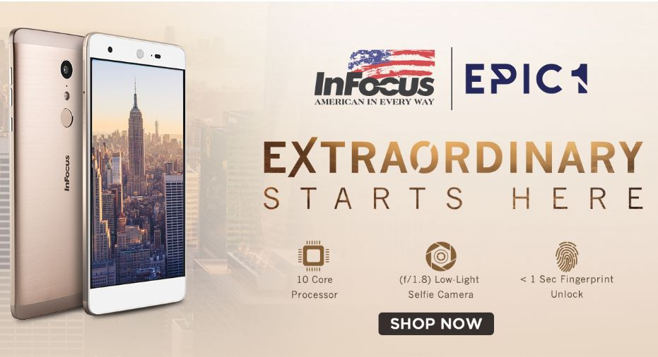 infocus-epic-1-handset-launched-in-india-with-a-price-tag-of-rs-12999