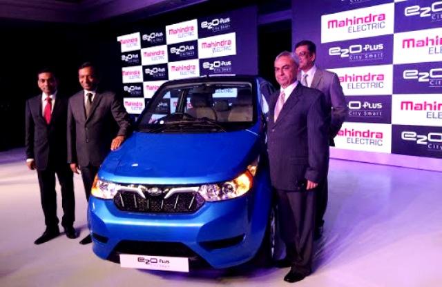 mahindra-e2o-plus-electric-car-launched-in-india