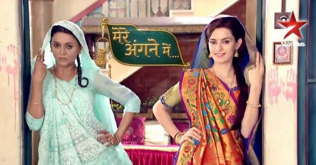 mere-angne-mein-14th-october-2016-written-update