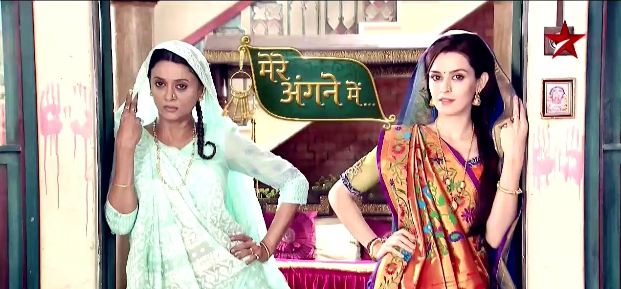 mere-angne-mein-6th-october-2016-written-update