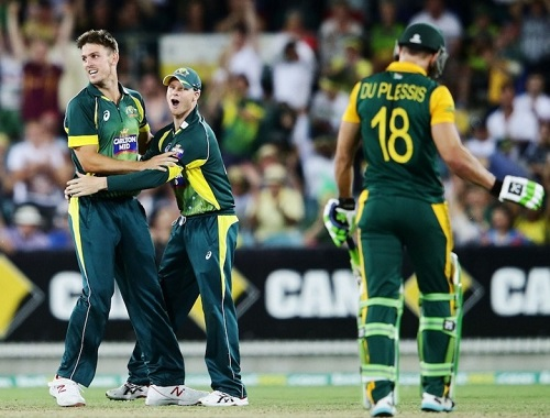 South Africa Vs Australia 2016 Series Full Squads