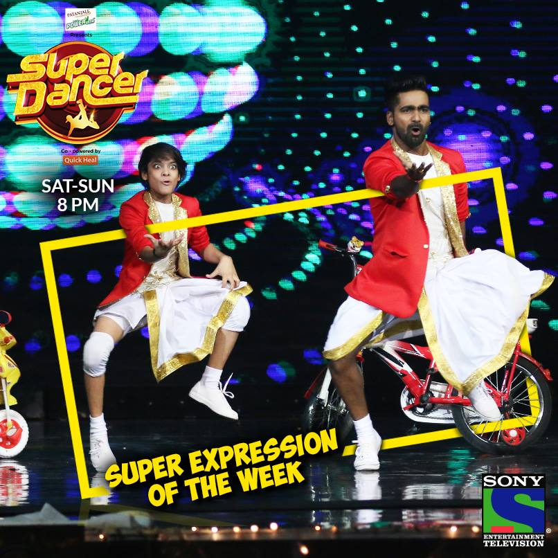 Watch Super Dancer Episode 29th October 2016 Hd Video Baba