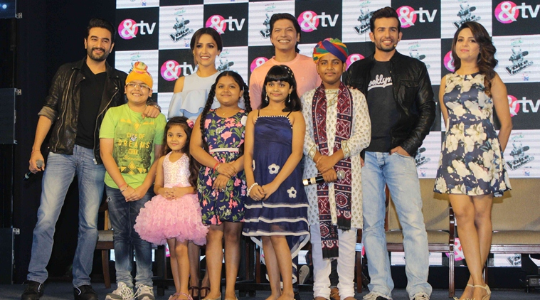 the-voice-india-kids-neeti-mohan-sing-with-kids