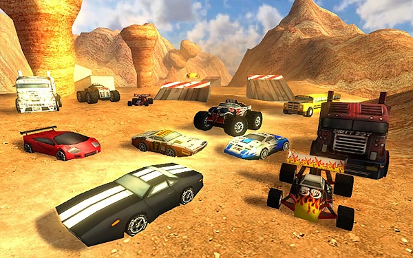 Latest News! Asphalt Xtreme Series Wants to Challenge the