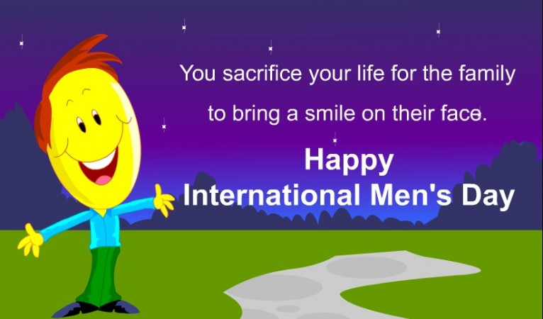 Happy International Men S Day 2018 Quotes Sms Wishes Whatsapp Status