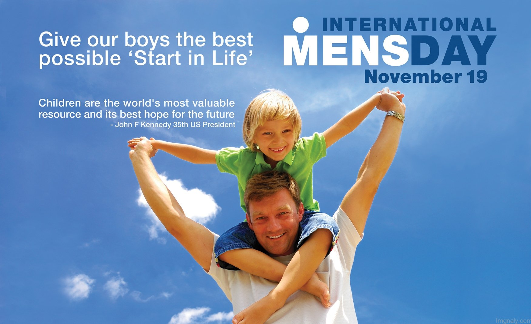 international men's day - HD 1575×1106