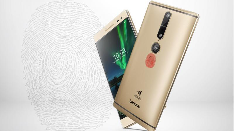 The first Google Tango phone is here - Lenovo Phab 2 Pro
